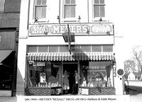 Meyers Drug Store 1940