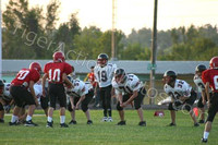 Middle School Football at Aurora
